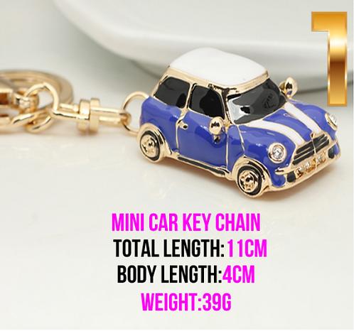 New Car Keyring [Pack of 1]