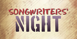 Playlight Theatre Company: Songwriters Night Music Series