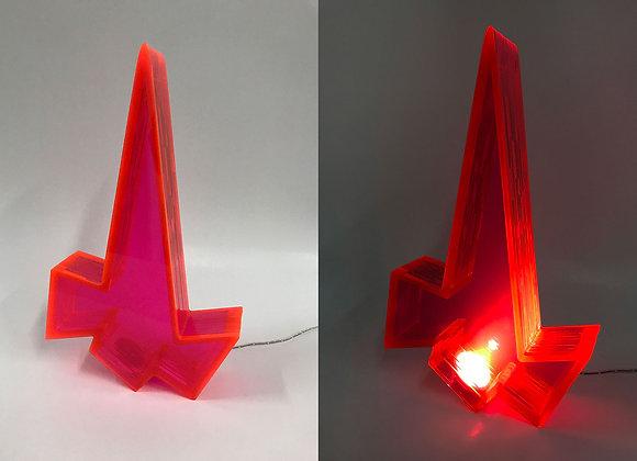 Artenlightens Series     'Strike Lamp'