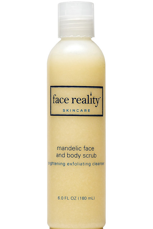 Mandelic Face and Body Scrub