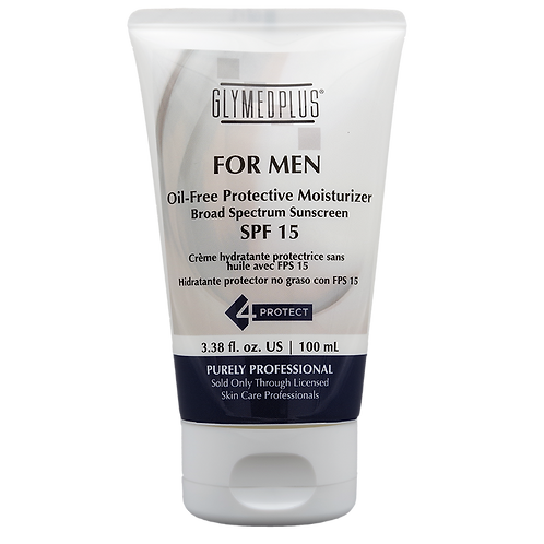 For Men Oil-Free Protective Moisturizer SPF 15