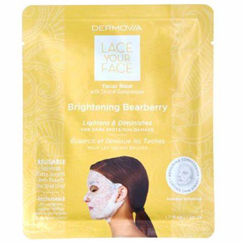 Lace Your Face Brightening Bearberry Mask