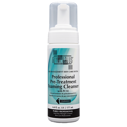 Professional Pre-Treatment Foaming Cleanser