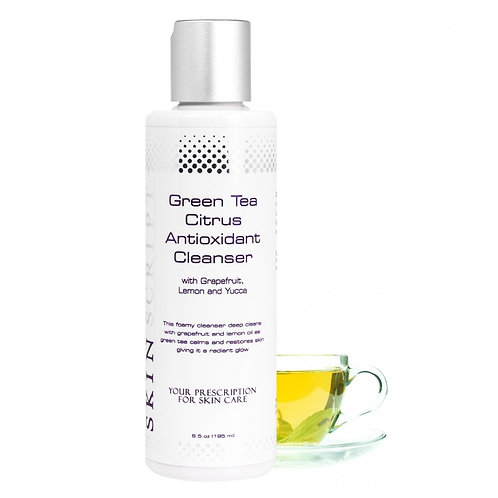 Green Tea Citrus Antioxidant Cleanser