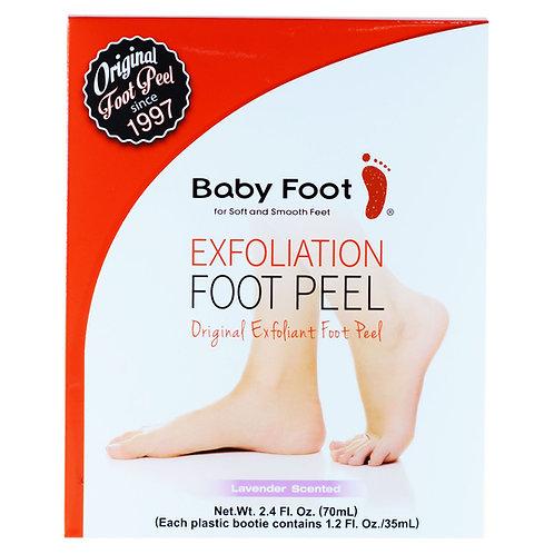 Baby Foot Exfoliating Foot Peel