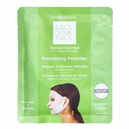 Lace Your Face Smoothing Peptides Mask