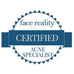 Certified Face Reality Acne Specialist