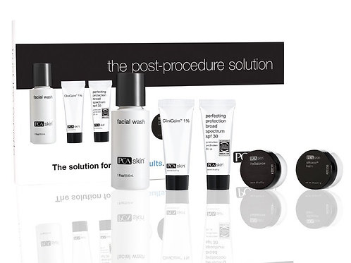 The Post-Procedure Solution Kit