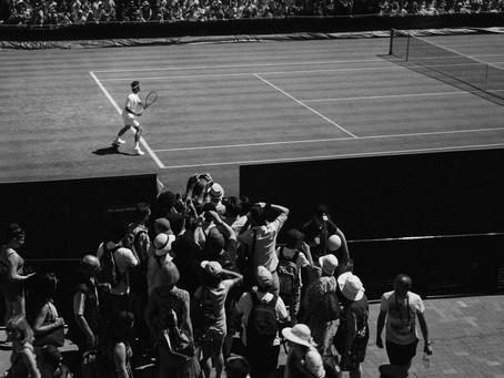 It's Pimm's o'clock, Wimbledon und die angemessenste Weise den Frühling zu feiern