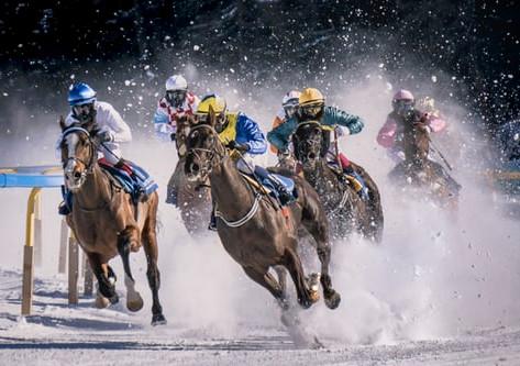 Das große Derby, die Rennbahn und Goldfinger- der Mint Julep