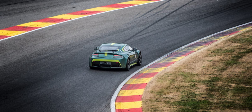 Aston Martin Trackday