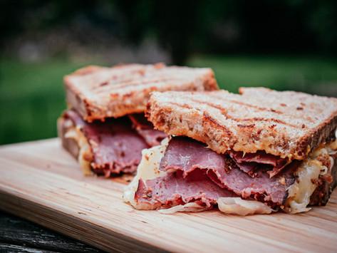 New York Delis, Sauerkraut und das Reuben Sandwich