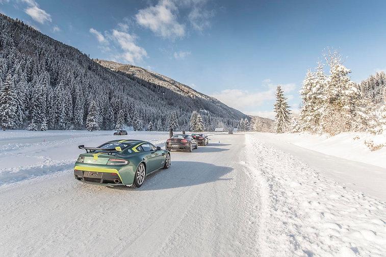 Aston Martin Fahrtraining