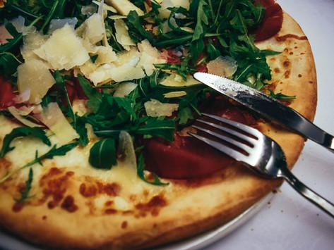 Der Glücksgarant, der Hit, die Pizza