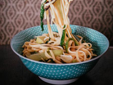 Glücklich machende Pasta, ein Mannheimer mit einer ganz besonderen Erfindung und die Spaghetti