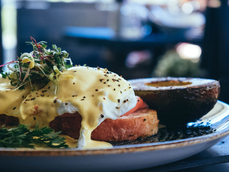 Danny's Diner, das Waldorf Astoria und die Eggs Benedict