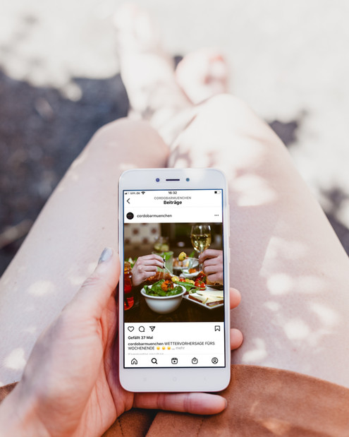 Cordo Bar Social Media