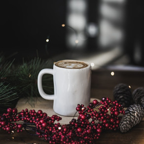 Christmas drinks... egg nog