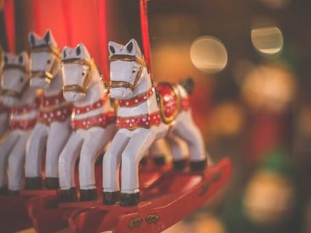 Aufregung am 1. Dezember - der Adventskalender