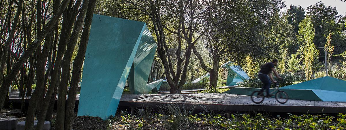 interpretative sculpture