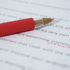 Proofreading, copy-editing and proof-editing: what's the difference?