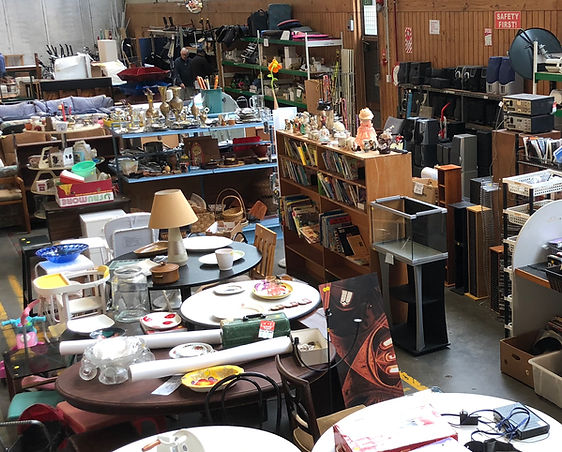 Earthlink Recycling Shop