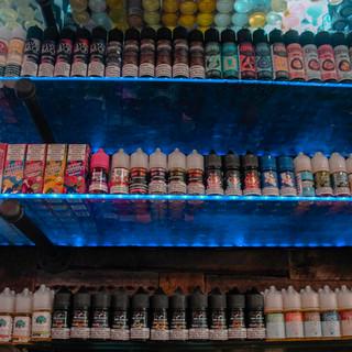 Juice Wall