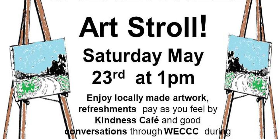 Walkerville Art Stroll