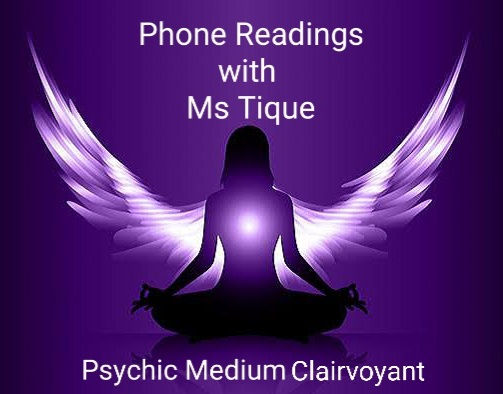 Psychic Phone Readings ~ 30 Mins