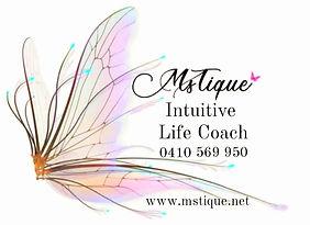 Ms Tique Life Coach