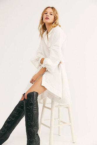 Whistler Buttondown Dress