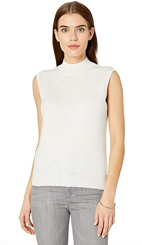 Courtney Speckled Sleeveless Top