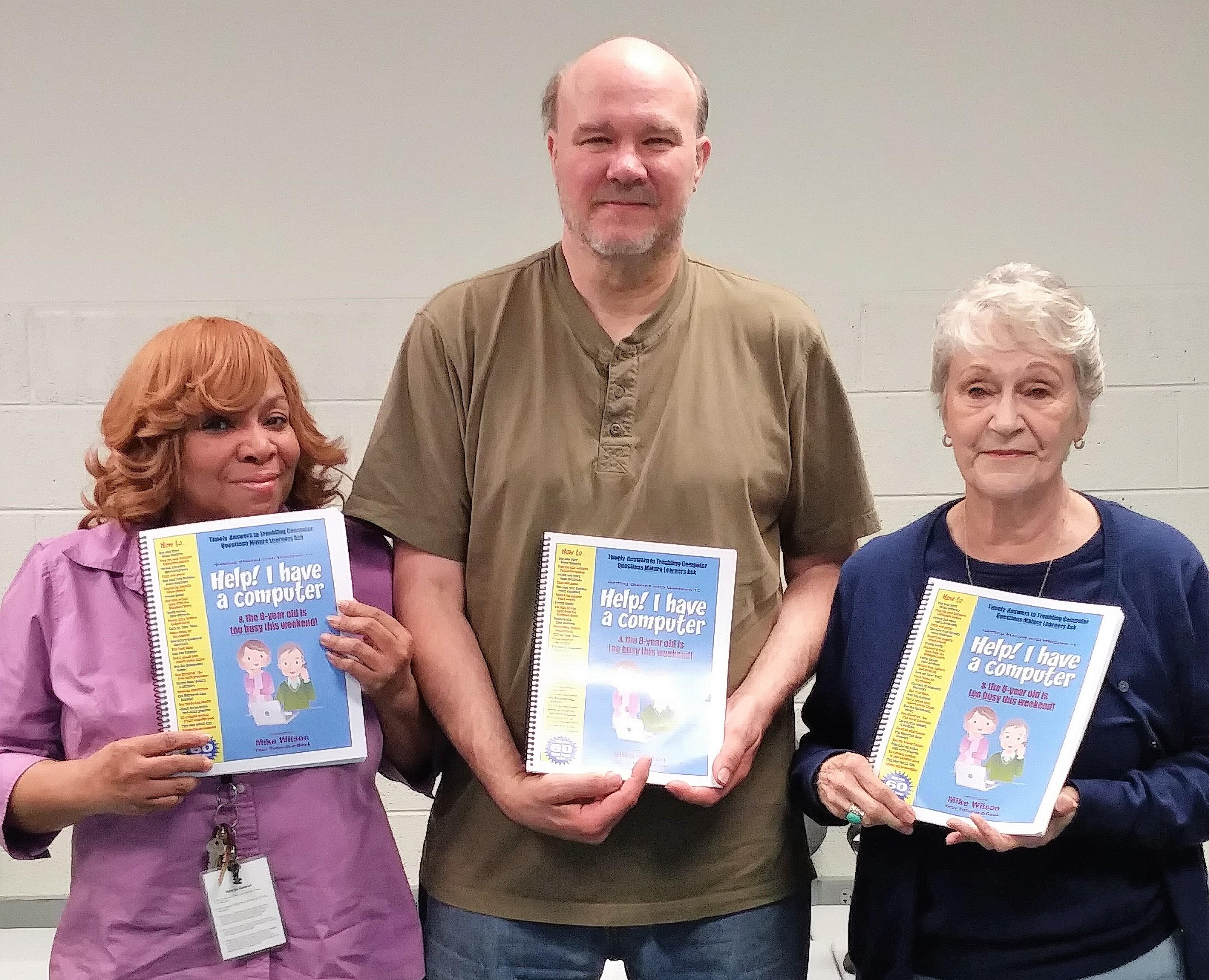 Seniors with Windows 10 Book