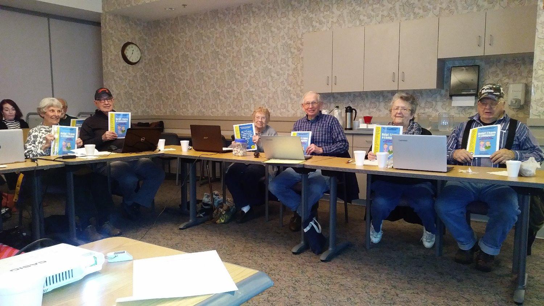 Senior Computer Class