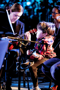Orchestra 360 - a parent's perspective