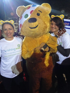 Rhythmix programme Wishing Well Music in Healthcare features on the BBC's Children in Need Appea