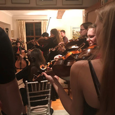 encore fundraising events for 2018 include an opportunity for two house concert hosts