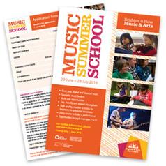 TAKE PART: Summer School 29 Jun - 29 Jul