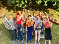 Brighton Youth Orchestra and Brighton & Hove Youth Percussion Ensemble Western Bohemia tour