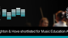 SoundCity makes the Music Education Awards shortlist!