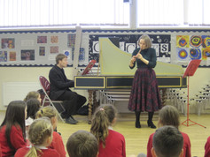 Brighton Early Music Festival takes live music into primary schools