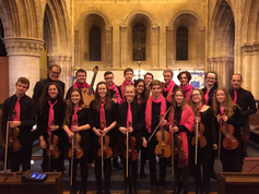 Award Winning String Ensemble Joins Professional Theatre Group