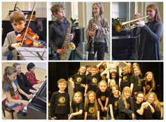 An Opportunity to Perform with Springboard