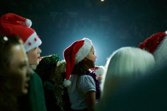 Little Donkey, a Hippo and Santa Claus? Schools Christmas Concert
