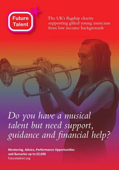 Does your child have a musical talent but needs support, guidance and financial help?