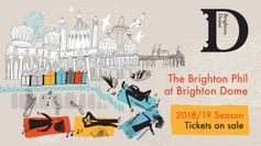 Brighton Philharmonic Orchestra 2018/19 Season