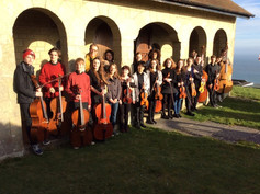BYO String Ensemble - a tour and two concerts in a week!