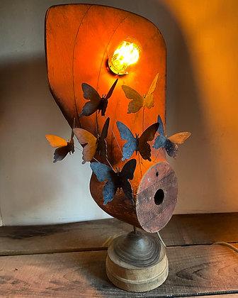 LAMPE HÉLICE