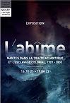 Affiche de l'exposition L'abîme.jpg