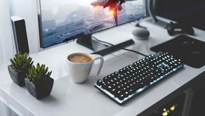 The Perfect 10 Minute Desk Routine!